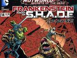 Frankenstein, Agent of S.H.A.D.E. Vol 1 14