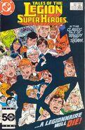 Legion of Super-Heroes Vol 2 329