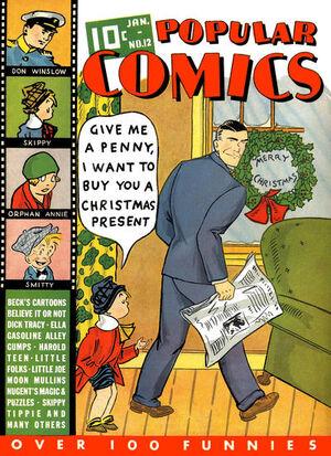 Popular Comics Vol 1 12