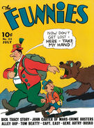 The Funnies Vol 2 33