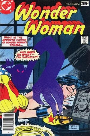 Wonder Woman Vol 1 246