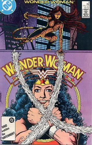 Wonder Woman Vol 2 9