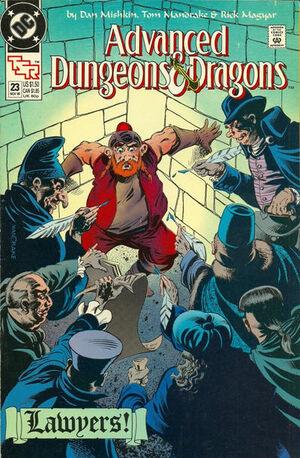Advanced Dungeons and Dragons Vol 1 23