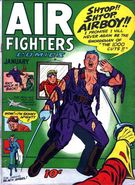 Air Fighters Comics Vol 2 4