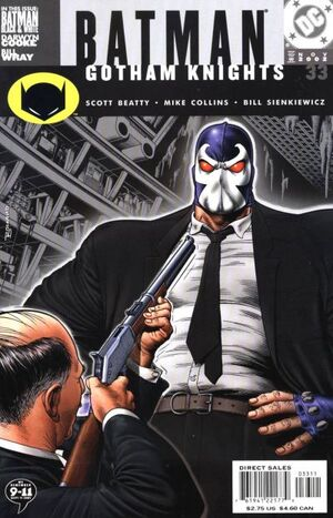 Batman Gotham Knights Vol 1 33