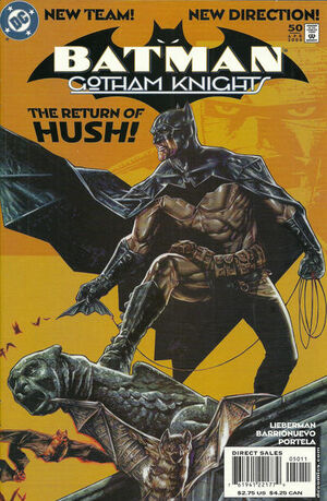 Batman Gotham Knights Vol 1 50