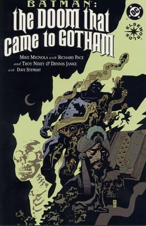 Batman The Doom That Came to Gotham Vol 1 2