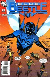 Blue Beetle Vol 7 23