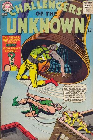 Challengers of the Unknown Vol 1 46