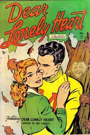 Dear Lonely Heart Vol 1 3