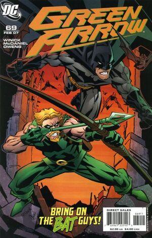 Green Arrow Vol 3 69