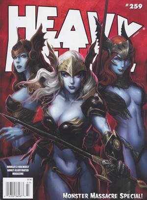 Heavy Metal Vol 1 259