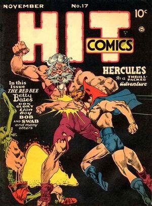 Hit Comics Vol 1 17