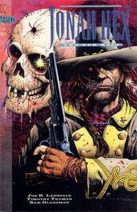 Jonah Hex - Two Gun Mojo 1
