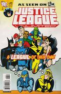 Justice League Unlimited Vol 1 43