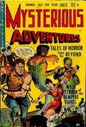 Mysterious Adventures Vol 1 1