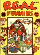 Real Funnies Vol 1 1