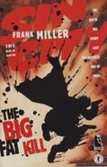 Sin City The Big Fat Kill Vol 1 5