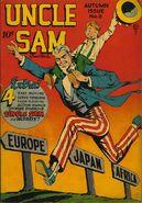 Uncle Sam Quarterly Vol 1 8