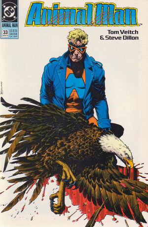 Animal Man Vol 1 33