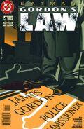Batman Gordon's Law Vol 1 4