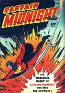 Captain Midnight Vol 1 41