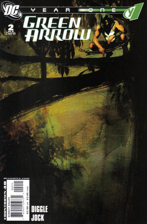 Green Arrow Year One Vol 1 2