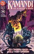 Kamandi At Earth's End Vol 1 1