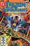 Legion of Super-Heroes Vol 2 285