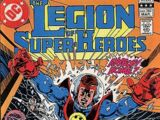 Legion of Super-Heroes Vol 2 285