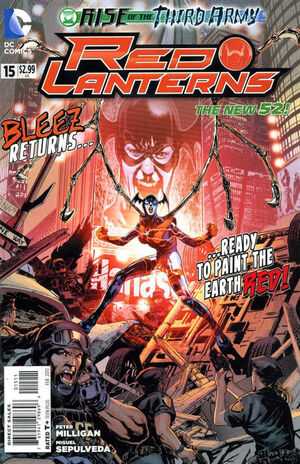 Red Lanterns Vol 1 15