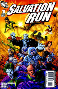 Salvation Run Vol 1 1