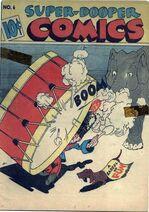 Super-Dooper Comics Vol 1 6