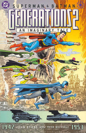 Superman & Batman Generations II Vol 1 1