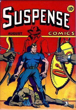 Suspense Comics Vol 1 5