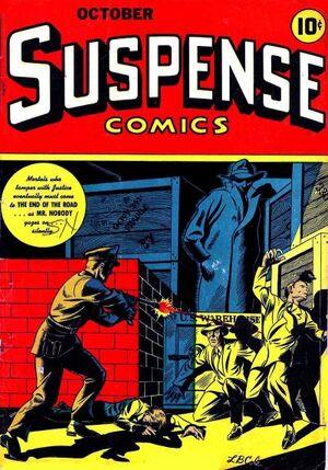 Suspense Comics Vol 1 6