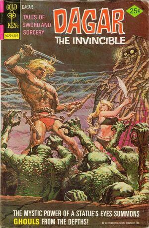 Tales of Sword and Sorcery Dagar the Invincible Vol 1 16
