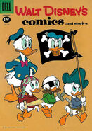 Walt Disney's Comics and Stories Vol 1 245