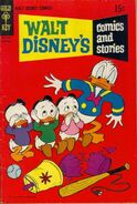 Walt Disney's Comics and Stories Vol 1 348