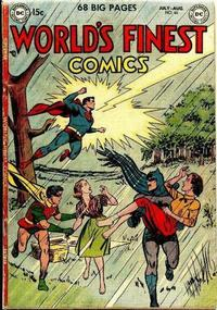 World's Finest Comics Vol 1 65