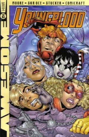 Youngblood Vol 3 - 2