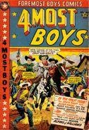 4 Most Boys Comics Vol 1 40