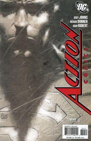 Action Comics Vol 1 844