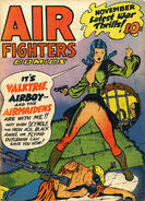 Air Fighters Comics Vol 2 2