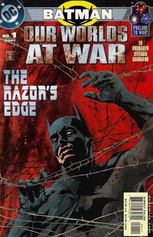 Batman Our Worlds At War Vol 1 1