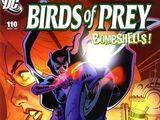Birds of Prey Vol 1 110