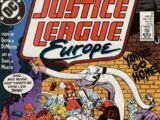 Justice League Europe Vol 1 3
