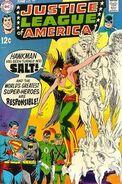 Justice League of America Vol 1 72