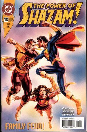 Power of Shazam Vol 1 13