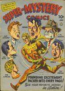 Super-Mystery Comics Vol 4 1